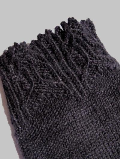 Reynard Sock cuff