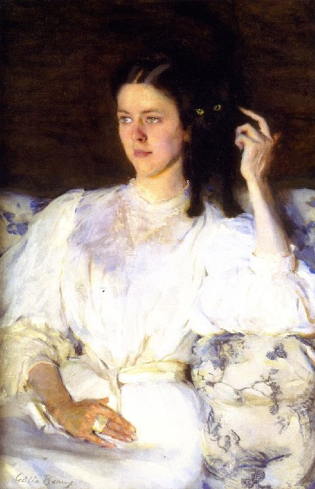 Cecilia Beaux, Sita and Sarita