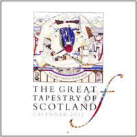 The Great Tapestry of Scotland Calendar