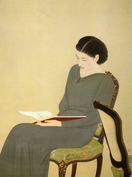 Reading, Nakamura Daizaburo