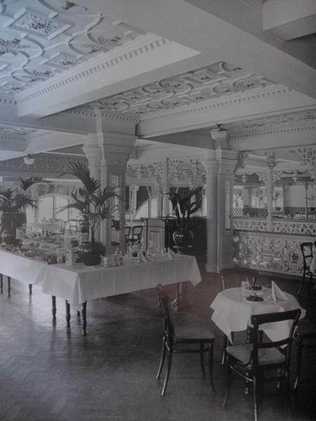 Jenner's Tea Room, 1895