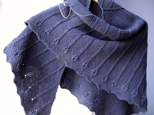 Vedbaek shawl