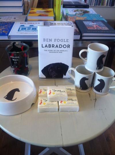 Labrador, Ben Fogle