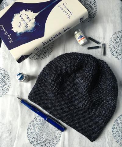 Rikke hat, The Missing Ink