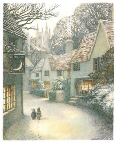 The Wind in the Willows, Inga Moore