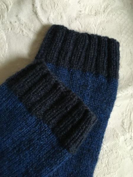 Blacker Cornish Tin socks
