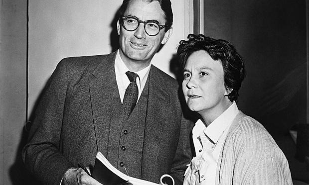 Gregory Peck, Harper Lee