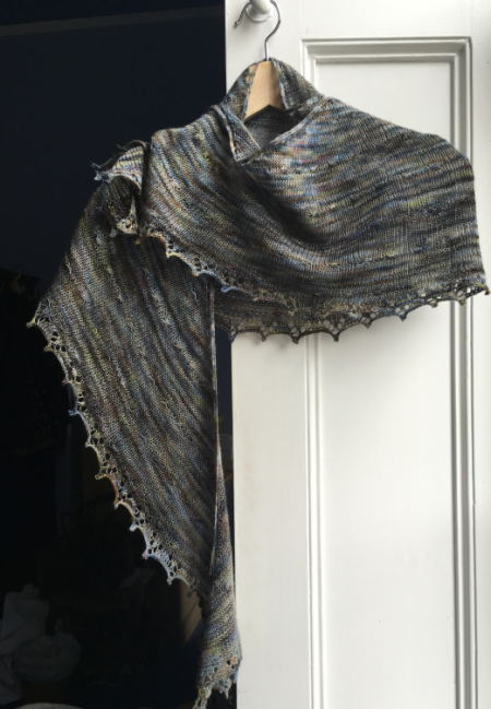 Talisman shawl