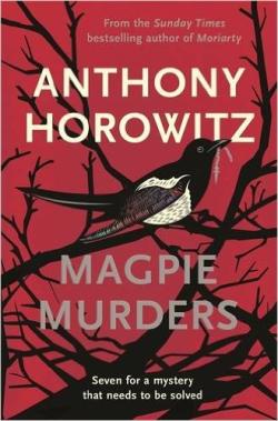 Magpie Murders, Anthony Horowitz
