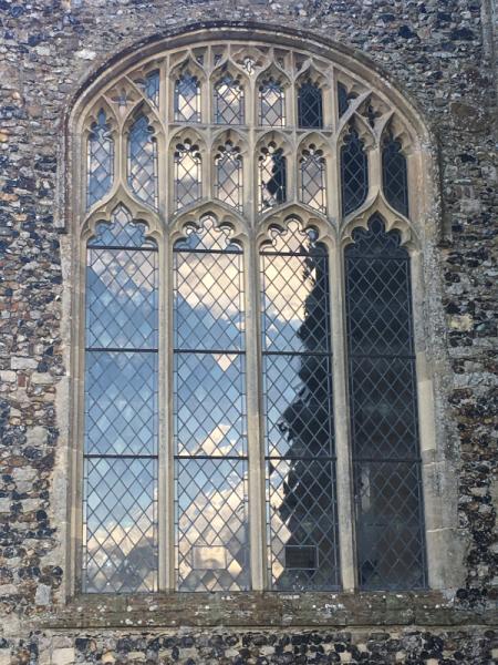 Reflections, Blythburgh
