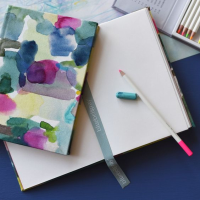 Bluebellgray Rothesay notebook