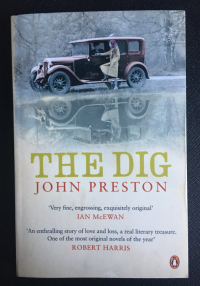 The Dig, John Preston