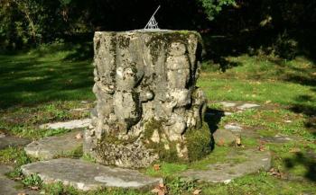 A A Milne sundial