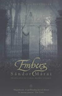Embers  Sandor Marai