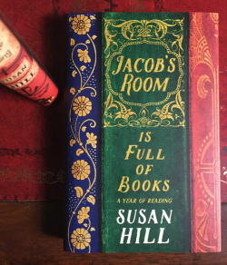 Jacob's Room is Full of Books Susan Hill