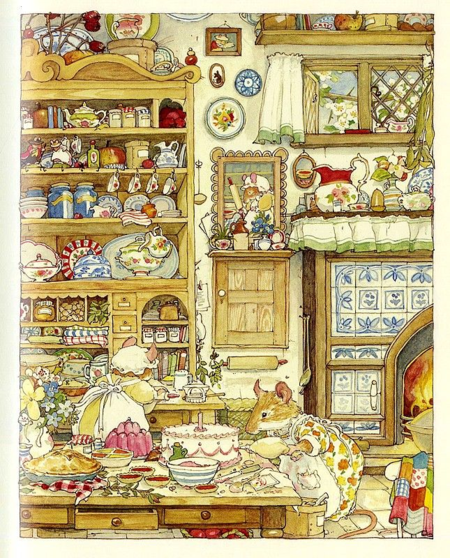 Brambly Hedge 2