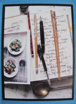 Kitchen Diaries III, Slater