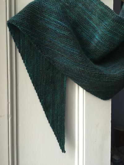 Woodsmoke scarf