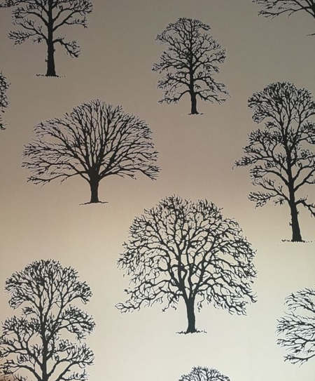 Wallpaper, The Peat Inn
