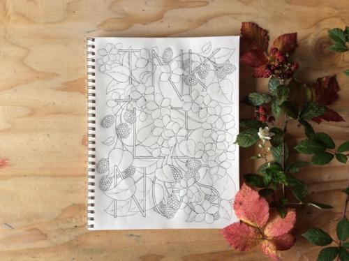 Botanical Inklings