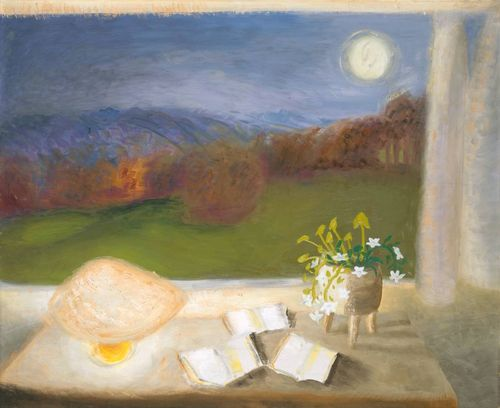 The Hunter's Moon, Winifred Nicholson