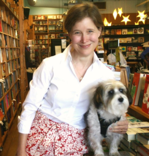 Ann Patchett & Sparky