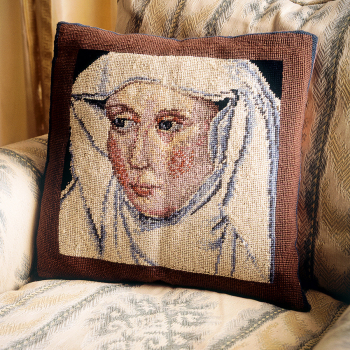 Ehrman Tapestry, A Lady, Kaffe Fassett