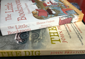 The Little Bookroom, The Dig