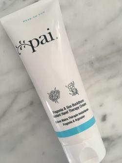 Pai hand cream