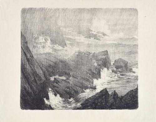 Rain, Stanley Cursiter, 1913