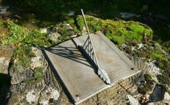 A A Milne sundial 2