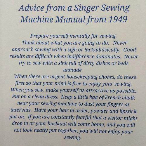 Advice ..
