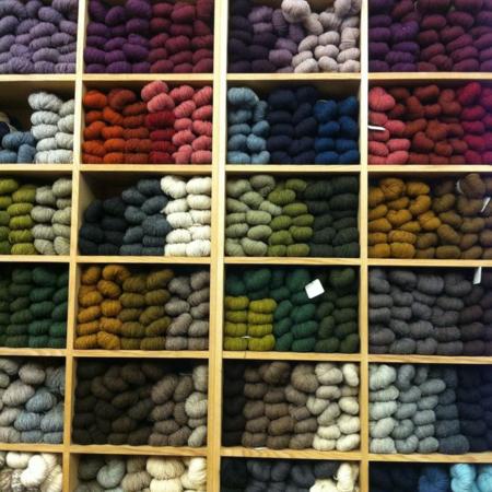 Brooklyn Tweed at Purl Soho