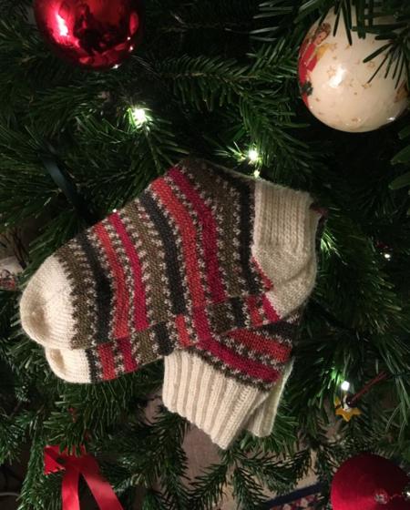 Seasonal socks