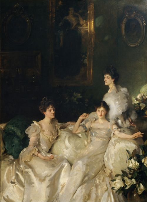 The Wyndham Sisters, Sargent