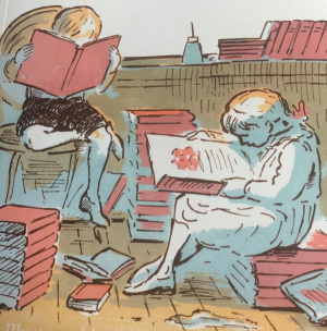 The Little Bookroom, Eleanor Farjeon, Edward Ardizzone