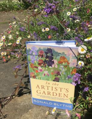 In the Artist's Garden, Ronald Blythe