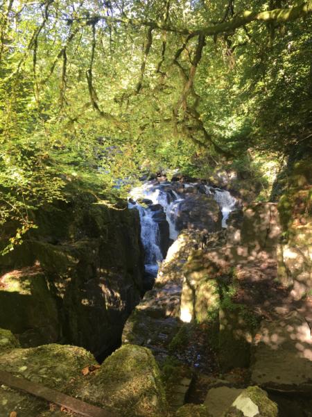 Braan falls