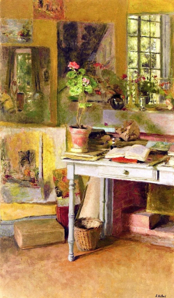 Vuillard  At Clayes ..