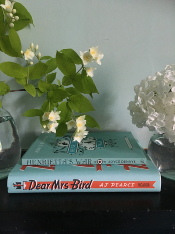Dear Mrs. Bird, Henrietta's War
